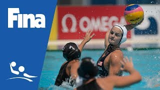 Official draw: FINA Women