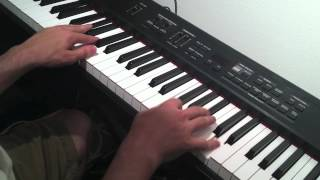 how to play do for love by 2pac pianokeyboard tutorial