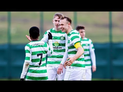 Celtic FC - Celtic 6-0 Partick Thistle (Reserves Highlights)