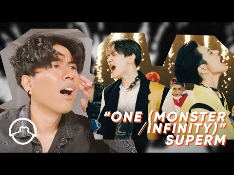 Performer Reacts to SuperM 슈퍼엠 'One (Monster & Infinity)' MV - 2X!