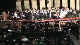 FMS Jazz Band 2014 Holiday Concert - Swingle Bells