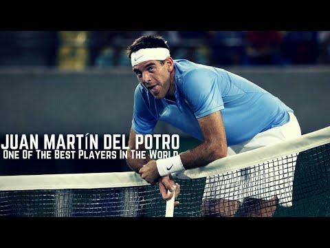 Tennis. Juan Martin del Potro - Charismatic Guy