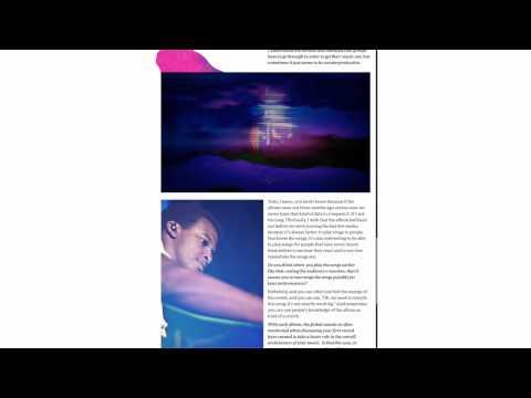 Portfolio - Alter Magazine Concept