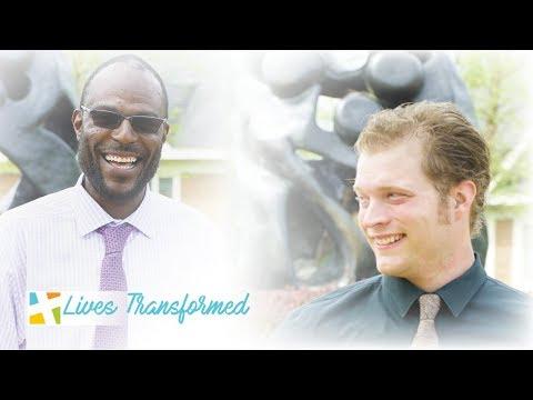 Lives Transformed | Antoine & Alex