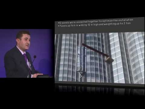 "CTBUH 2013 London Conference - Bashar Kayali, ""Incorporating Historic Elements in Façade Design"""