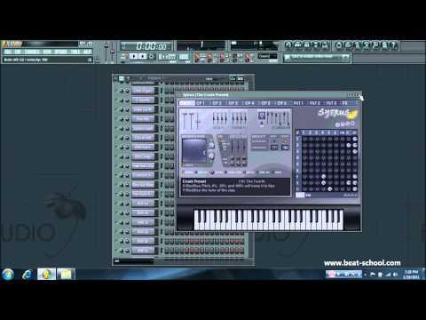 FL Studio 9: Dirty South Crunk Sample Pack / Sound Kit