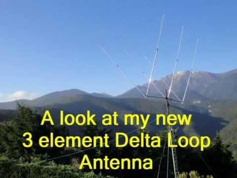 3 element Delta Loop Antenna