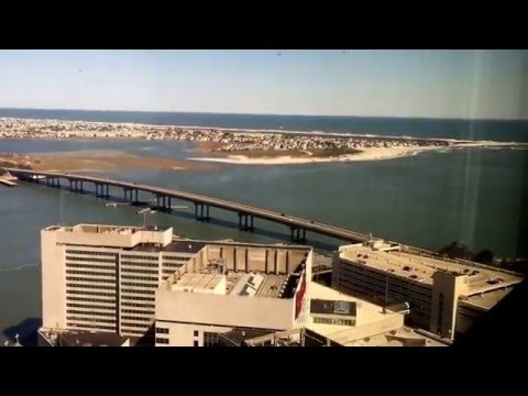 Harrahs Resort Hotel Atlantic City New Jersey Room Review