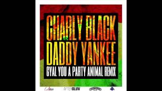 Charly Black Daddy Yankee   Gyal You A Party Animal RemixAudio