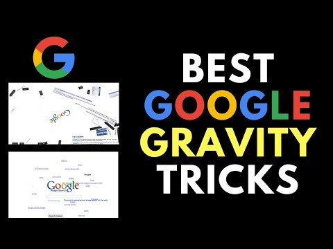 Best Google Gravity - Tips and Tricks