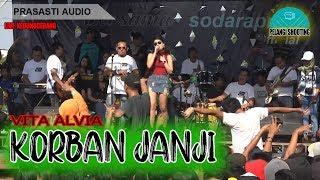 "Gambar cover VITA ALVIA feat MASTERPIECE  ""KORBAN JANJI"" Live kedunggebang"
