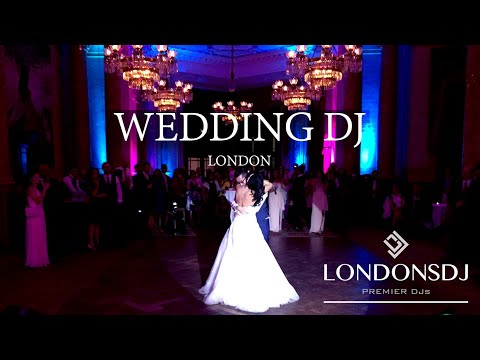 Luxury Wedding DJ's In London and the UK