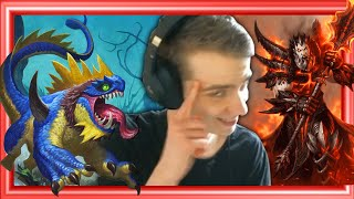 He Played That PERFECTLY!! Knowing Your Outs with Tempo Warrior.
