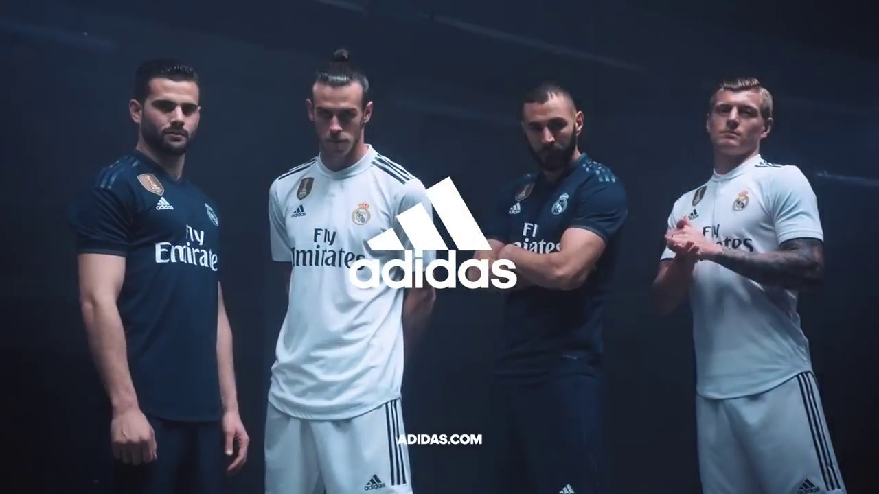 release date 5a932 f37eb Real Madrid New Jersey Kits 2019 Home & Away -HD-