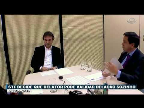 Gilmar Mendes Faz Críticas à Delação Premiada