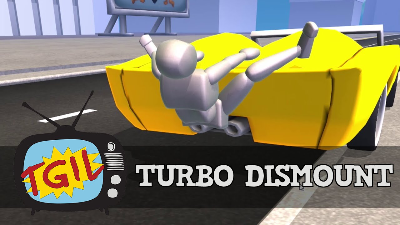 SCARAMANGA - Turbo Dismount gameplay - YouTube