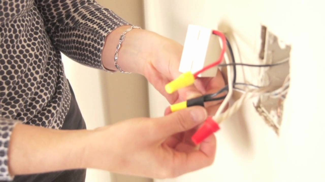 How To Move A Light Switch Using The Illumra Wireless