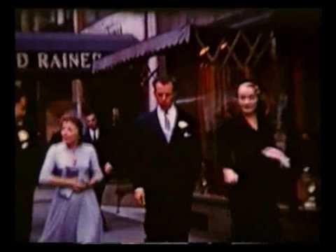 marlene at the wedding of edith piaf full footage youtube