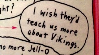 """""""I Wish They'd Teach Us More About Vikings"""" Meme 