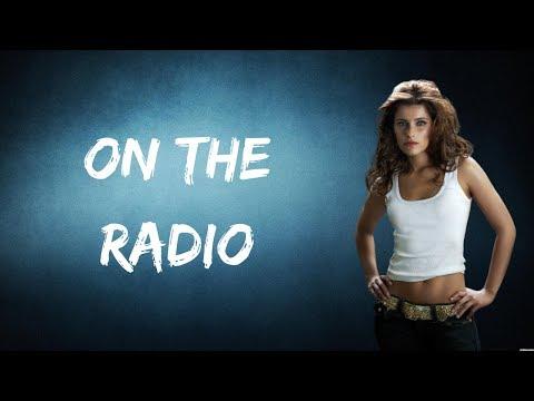 Nelly Furtado - On The Radio (Lyrics)