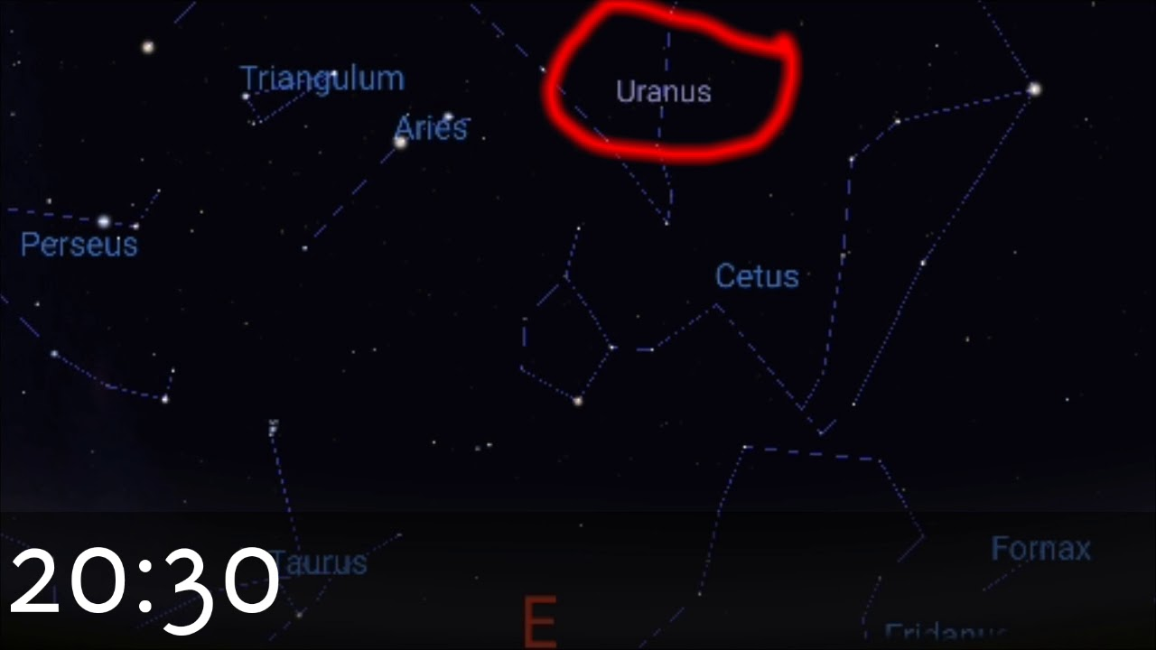 hight resolution of watch planet uranus tonight naked eyes oct 2017