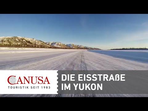 Die Eisstraße von Whitehorse nach Tuktoyaktuk & Aklavik | CANUSA