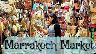 #Marrakech #Morocco Exploring Marrakech Market