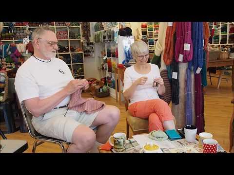 The Knitting Club of Mahone Bay