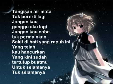 Sisa Kisah Kita-Lena AF9 (Lyric)