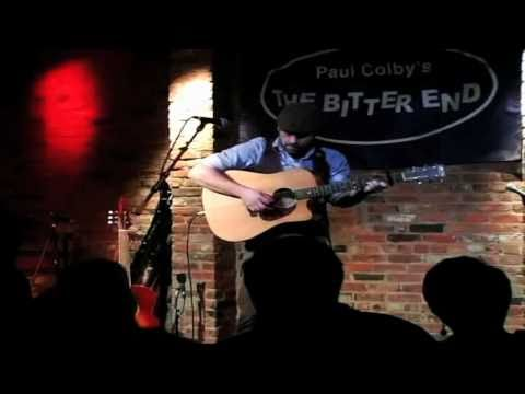 Chris Bruni, Live at The Bitter End