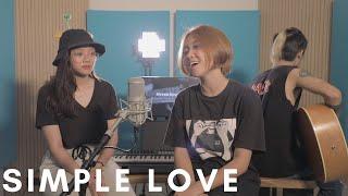 Simple Love - Thảo Linh x Thùy Linh [ ACOUSTIC COVER ] - Cover & Rap SIÊU ĐỈNH