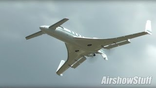 Burt Rutan Tribute - EAA AirVenture Oshkosh 2015