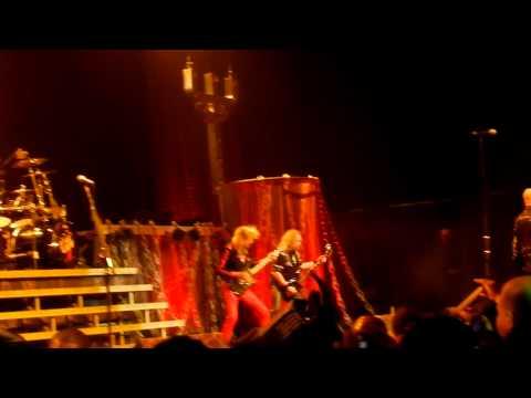 Judas Priest - Breaking the Law, live in Rio de Janeiro 2011