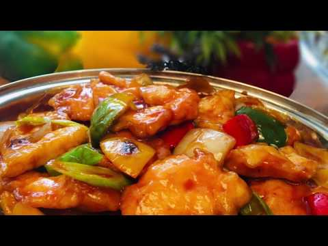 Sweet And Sour Chicken Hong Kong Style