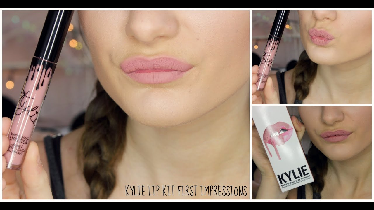 Kylie Lip Kit First Impressions (KOKO K)