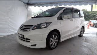 2010 Honda Freed Start-Up and Full Vehicle Tour