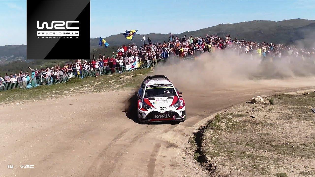 WRC - Vodafone Rally de Portugal 2018: PREVIEW CLIP