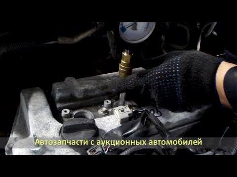 Контрактный двигатель 1NZ TOYOTA COROLLA FIELDER NZE121