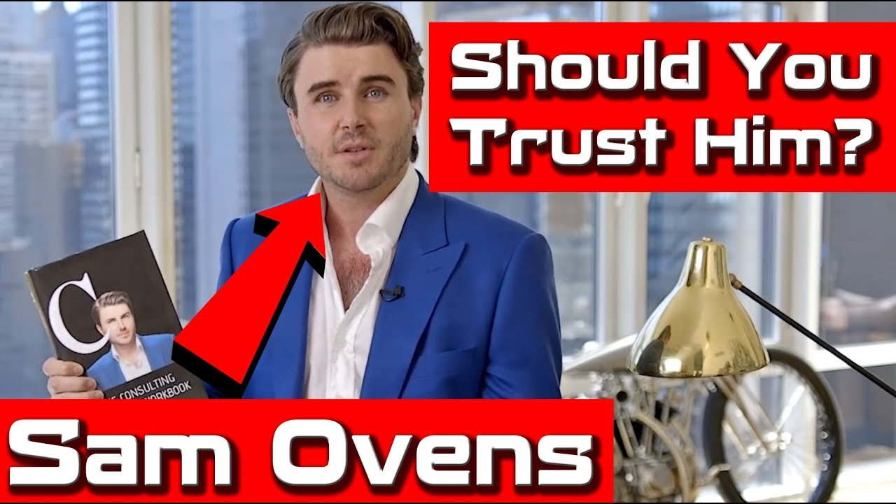 Sam Ovens Review | Is Sam Ovens a Scam, Fake, or Legit?