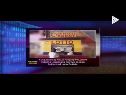 PCSO 11 AM Lotto Draw, May 22, 2018