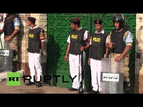 Egypt: Polls open in presidential election