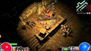 Path of Exile - Vaults of Atziri Map #3