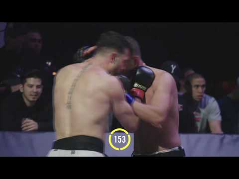 KARATE COMBAT: Hollywood - Milos Vukovic v. Igor De Castaneda