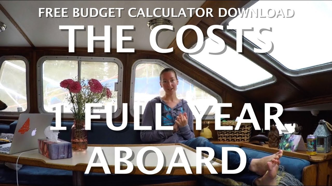 first year costs of living aboard episode 27 download free