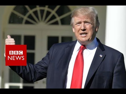 Parsons Green: 'It's a terrible thing' - US President Donald Trump - BBC News