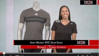 Andy Murray NYC Gear Guide - Tennis Express