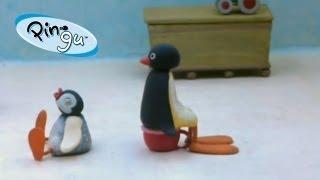 Pingu - Pingu moet nodig naar de toilet