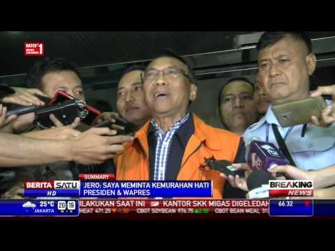 Breaking News: Jero Wacik Tolak Teken BAP