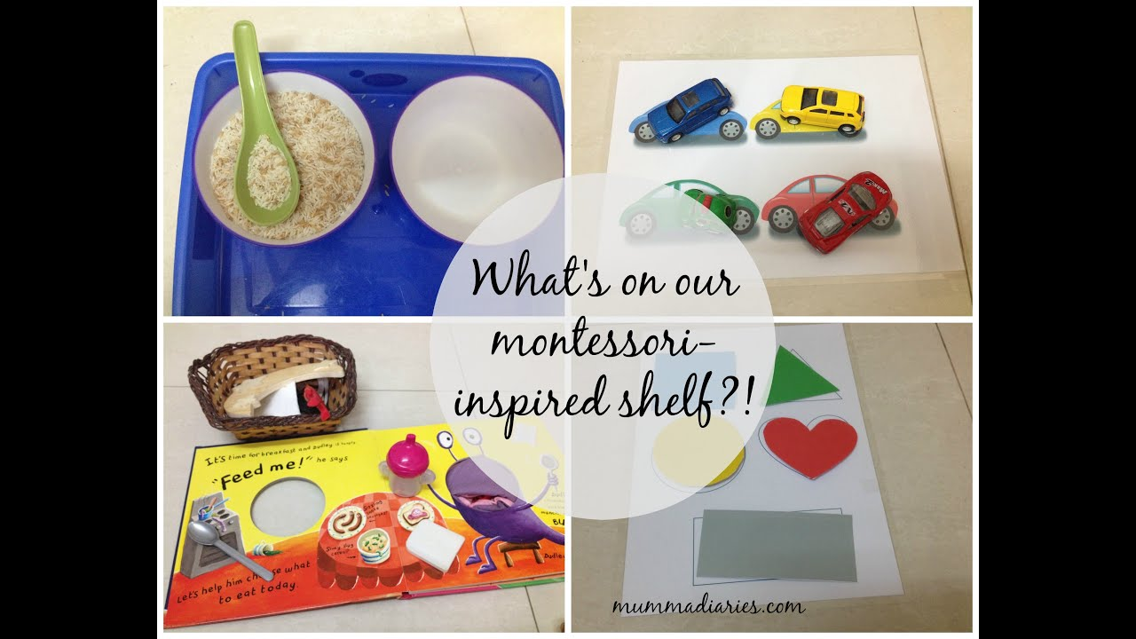 Montessori-inspired toddler learning activities! (w FREE printables ...