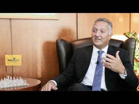 South EU Summit Interview George Appios - CEO of AstroBank